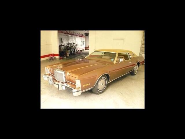 1974 Lincoln Mark VI