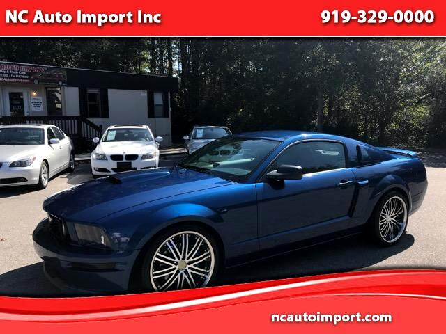 2009 Ford Mustang GT CALIFORNIA SPECIAL
