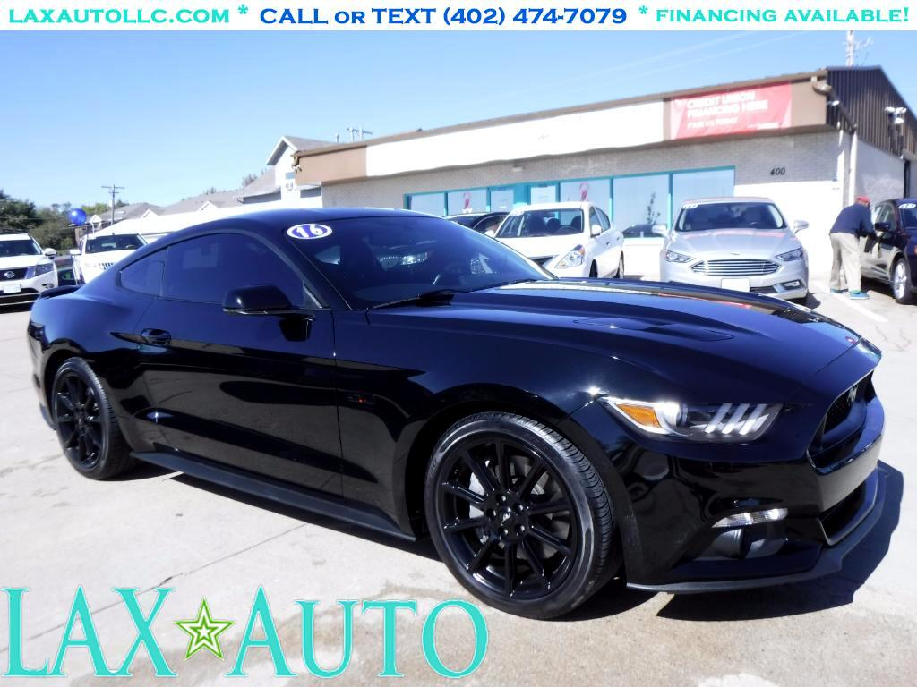 2016 Ford Mustang GT Premium * Only 14k Miles! Navi! Back-up Cam!