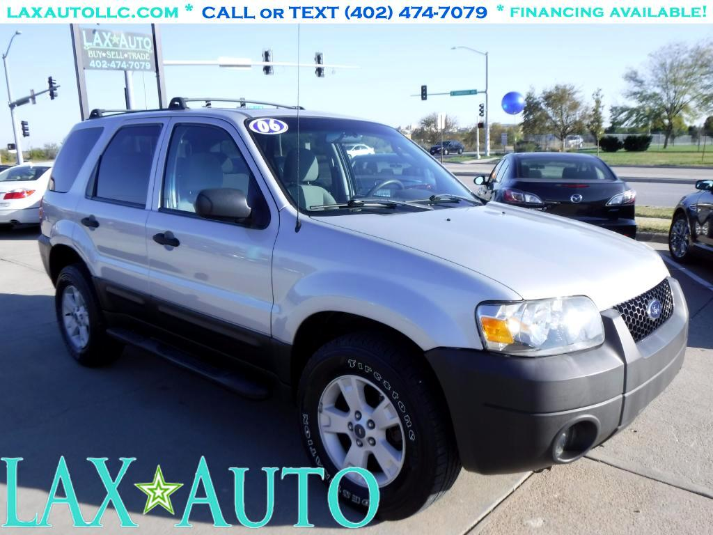 2006 Ford Escape XLT 4WD SUV * 140k miles * Sunroof! 1-Owner Carfax