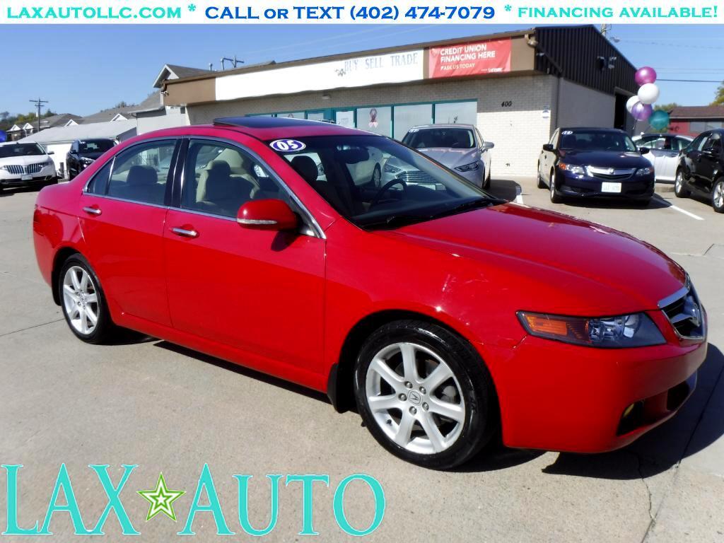 2005 Acura TSX Sport Sedan * Only 98k Miles! Red*