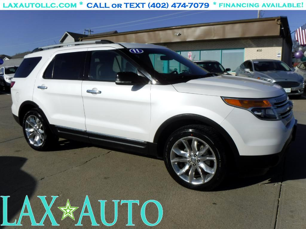 2011 Ford Explorer XLT *128k miles * 3rd Row! Back-up Cam! New Tires!