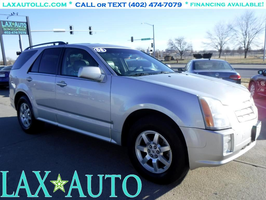 2008 Cadillac SRX V6 AWD * 3rd Row Seat! Runs Great!