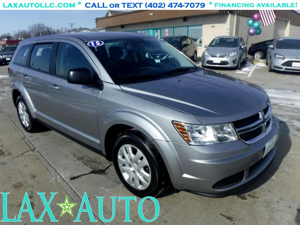 2015 Dodge Journey SE SUV * Only 21k Miles! 1-Owner Carfax!