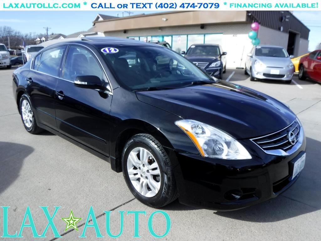 2012 Nissan Altima 2.5S Sedan * Only 67k miles! * Sunroof! Push Start