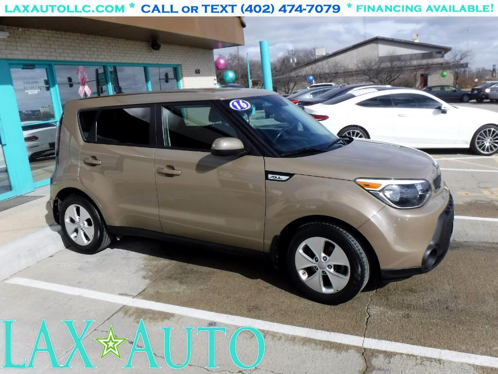 2016 Kia Soul + * Only 32k miles! Back-up Cam! *