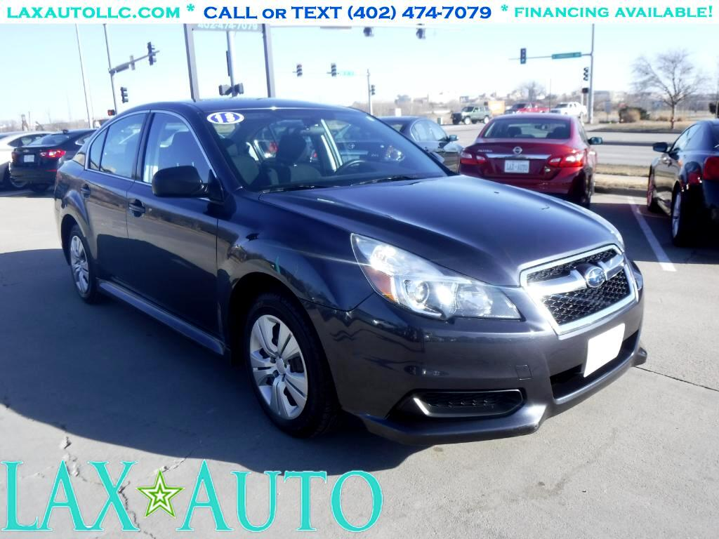 2013 Subaru Legacy 2.5i AWD Sedan * Only 63k miles *