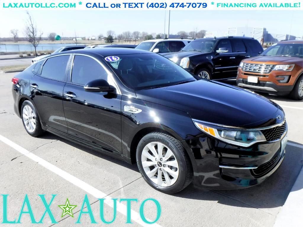 2016 Kia Optima LX * Back-up cam! * Only 27k miles! *