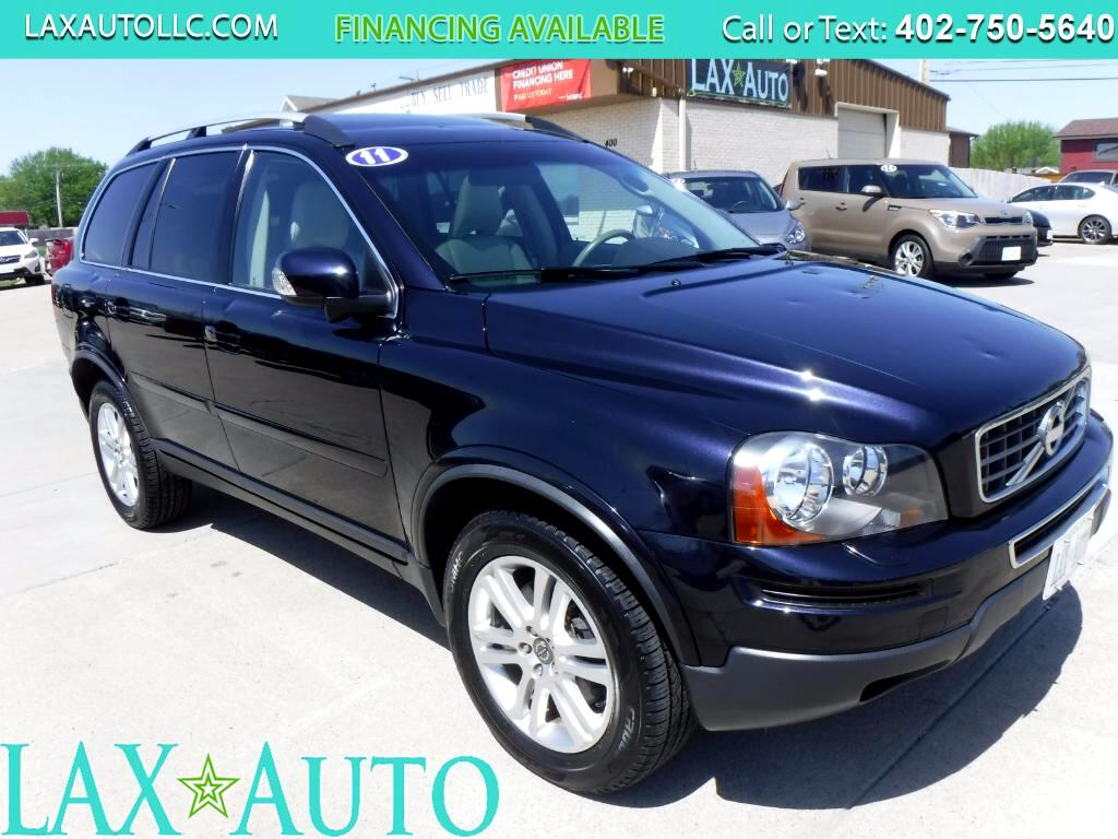 2011 Volvo XC90 SUV * New Tires! 3rd Row! ONLY 59K MILES!!