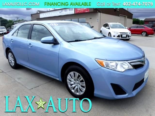 2012 Toyota Camry LE w/ ONLY 53K MILES!