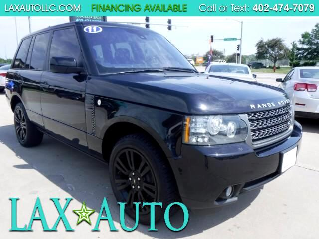 2011 Land Rover Range Rover HSE LUX * ONLY 51K MILES !!