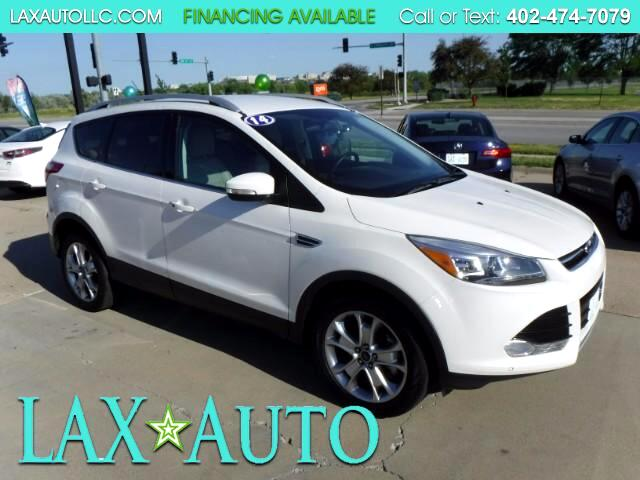 2014 Ford Escape Titanium 4WD w/ Back-up Cam! ONLY 21k MILES!!