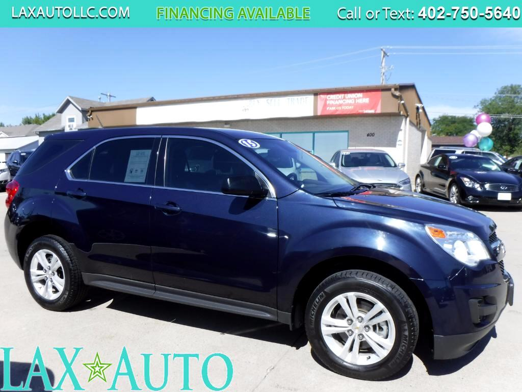 2015 Chevrolet Equinox AWD SUV * Only 32k Miles! *