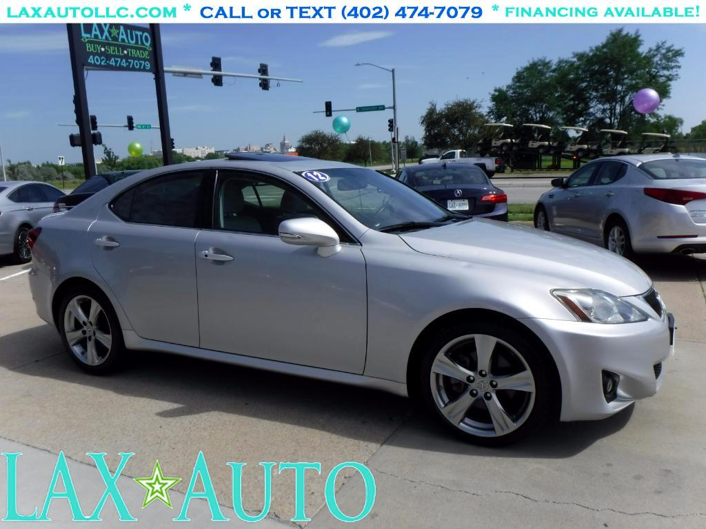 2012 Lexus IS 250 * Only 45k Miles! * IS250 Sport Sedan *