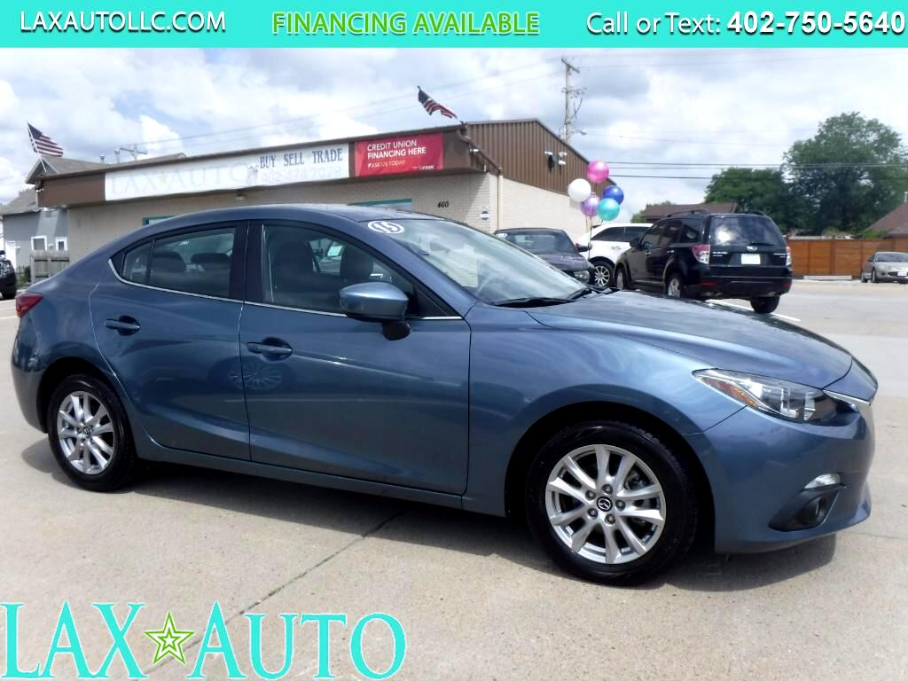 2015 Mazda MAZDA3 i Touring * Only 20k Miles! * Back-up Cam! *