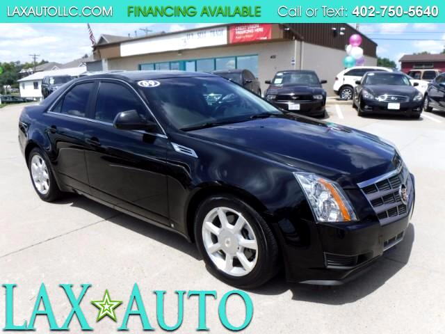 2009 Cadillac CTS 3.6L AWD * Spork Pkg! * ONLY 68K MILES!!