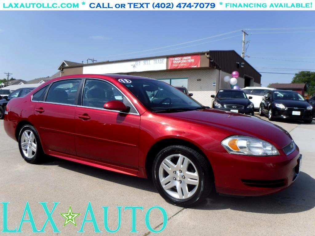 2013 Chevrolet Impala LT * 100k Miles *Red*