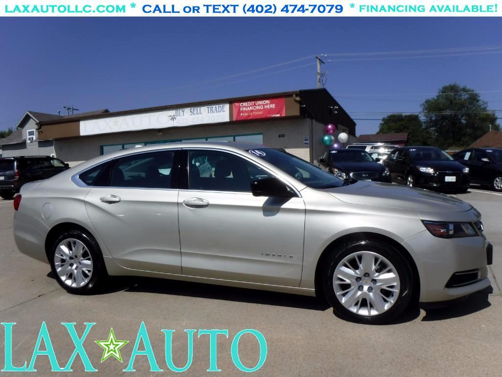 2014 Chevrolet Impala LS (NEW STYLE) * 59k Miles * New Tires!