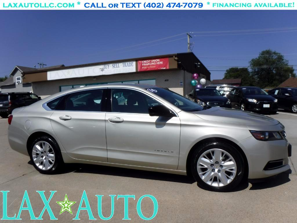 2014 Chevrolet Impala LS (NEW STYLE) * 59k Miles * New Tires!