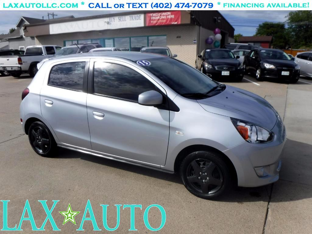 2015 Mitsubishi Mirage ES Hatchback * Only 31k Miles! * 5-Speed Manual *