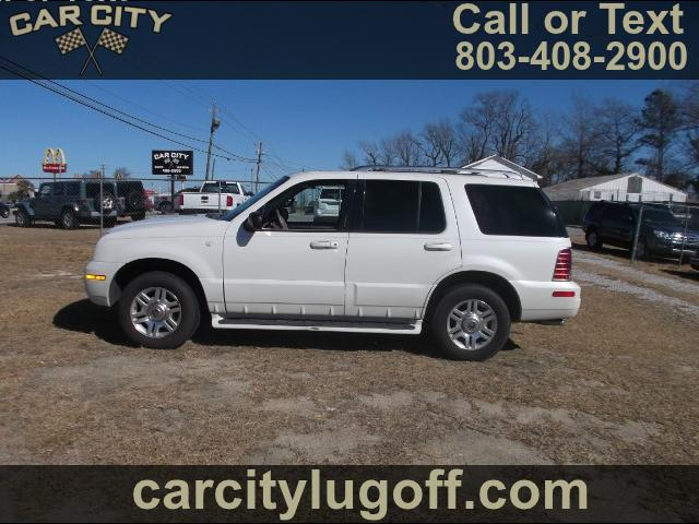 Car City Lugoff Sc >> Used 2004 Mercury Mountaineer Convenience 4.0L AWD for Sale in Lugoff SC 29078 Car City