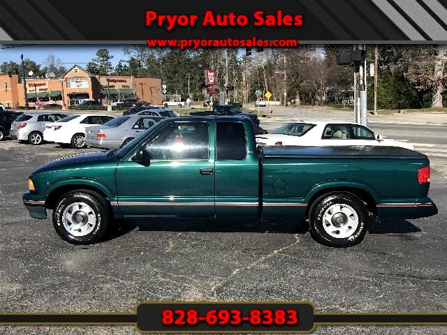 1996 GMC Sonoma Club Coupe 2WD