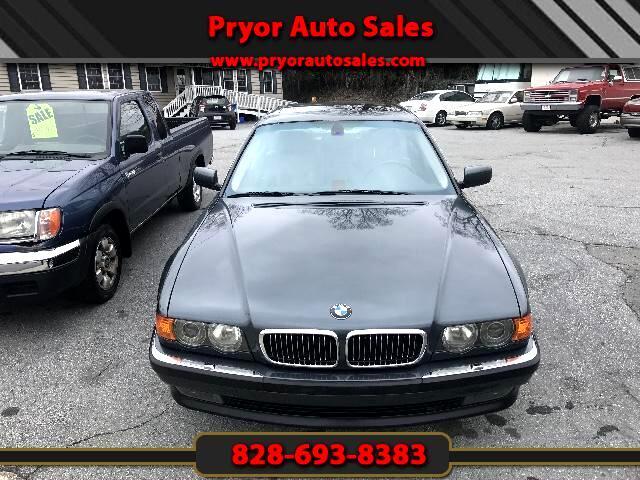 2000 BMW 7-Series 740iL
