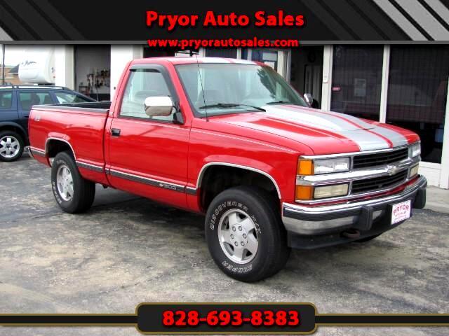 1994 Chevrolet 1/2 Ton Pickups