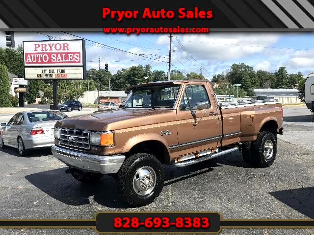 1987 Ford F-350 Regular Cab 4WD