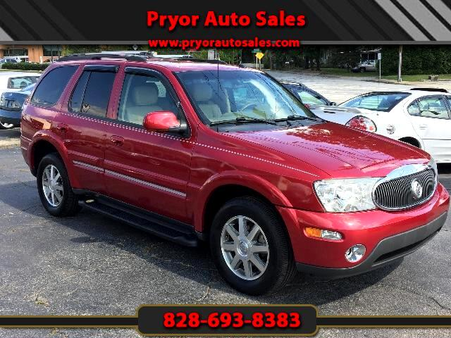 2004 Buick Rainier CXL Plus AWD