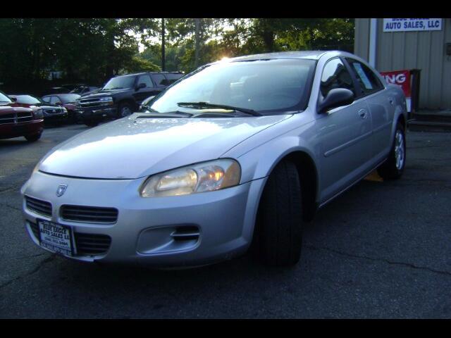 2002 Dodge Stratus SXT Sedan