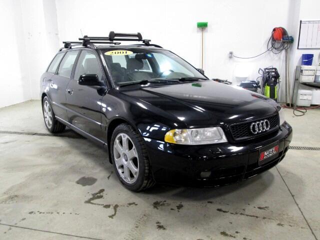 2001 Audi A4 Avant 1.8T