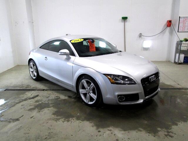 2012 Audi TT 2.0 T with S tronic