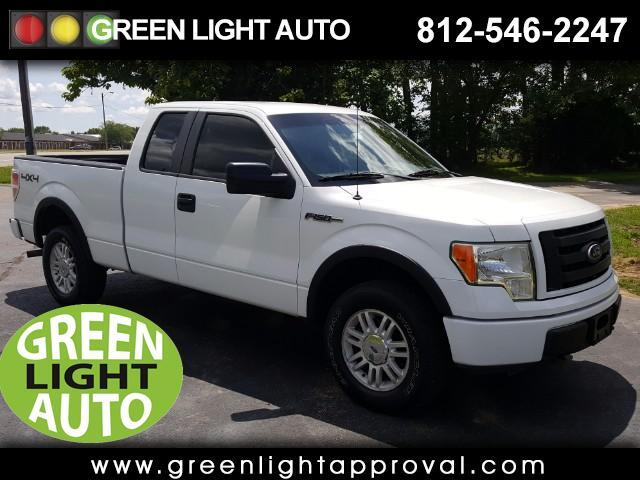 2010 Ford F-150 SUPER CAB