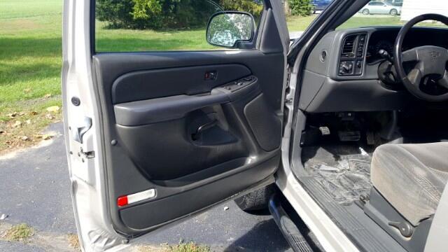 2006 Chevrolet Silverado 2500HD HEAVY DUTY