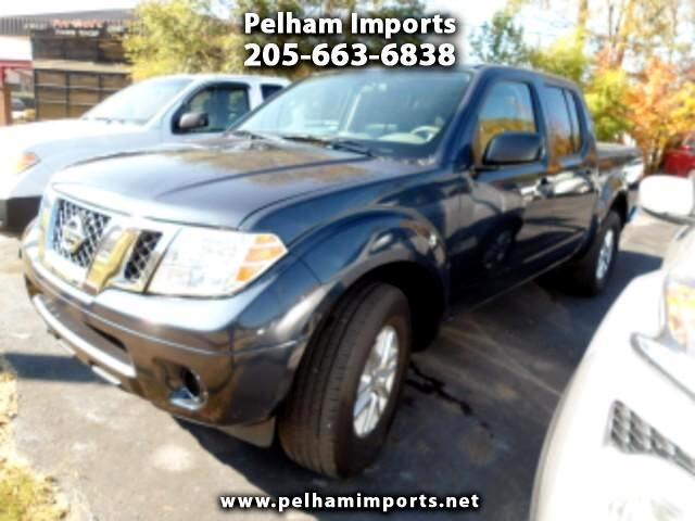 2016 Nissan Frontier S Crew Cab 2WD
