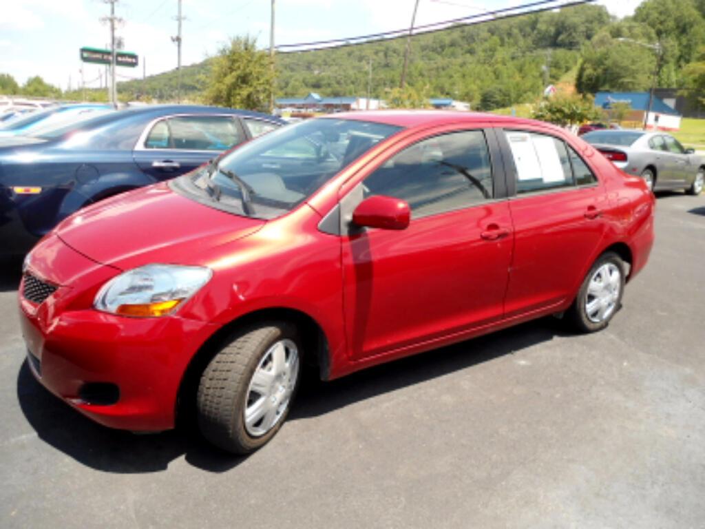 2011 Toyota Yaris Sedan 4-Speed AT