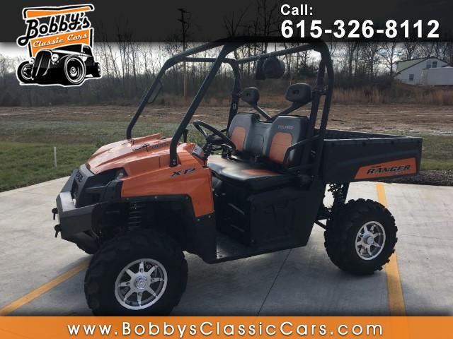 2010 Polaris Ranger XP