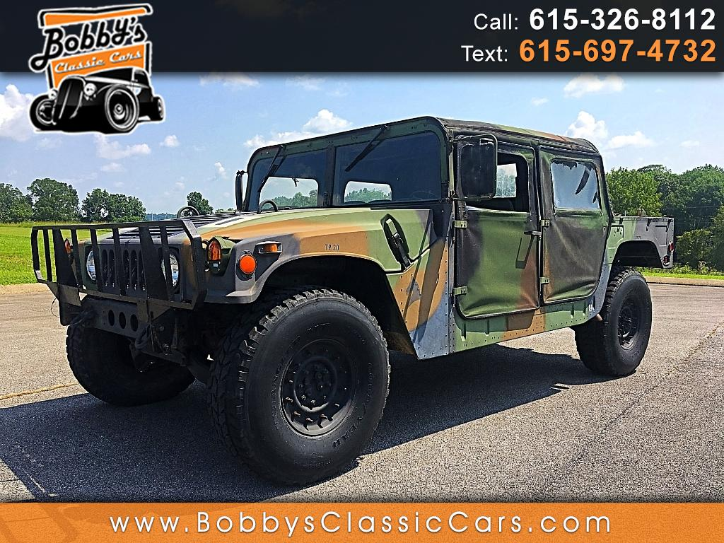 1994 AM General Hummer Open Top 4-Door