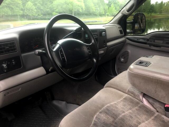 1999 Ford F-250 SD XLT Crew Cab SWB 4WD
