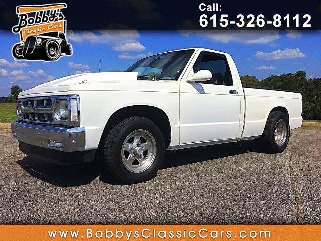 1992 Chevrolet S10 Pickup EL Reg. Cab Short Bed 2WD