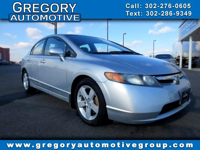 2006 Honda Civic EX-L Sedan 5-Speed AT