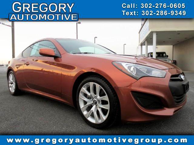 2013 Hyundai Genesis Coupe 2.0T Premium 8AT