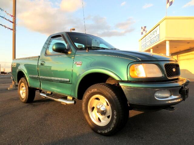 1998 Ford F-150 XLT Reg. Cab Short Bed 4WD