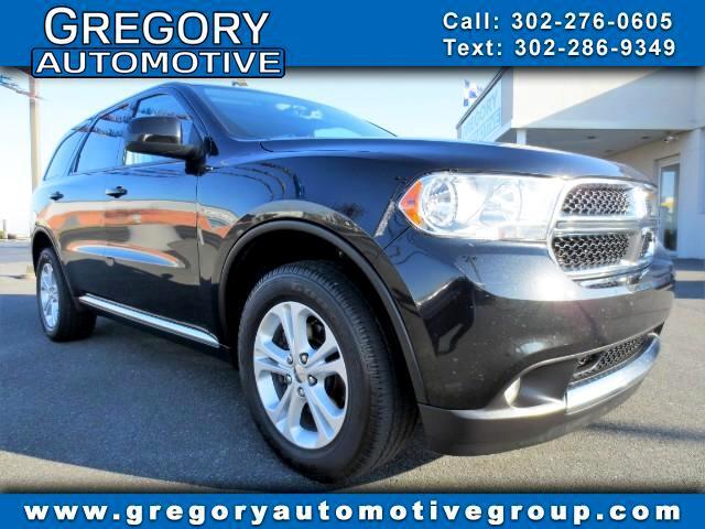 2013 Dodge Durango SXT AWD