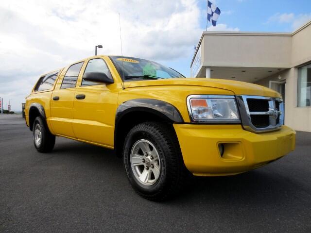 2008 Dodge Dakota SLT Crew Cab  2WD