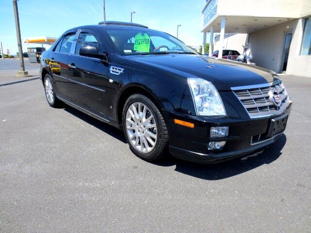 2010 Cadillac STS V6 AWD