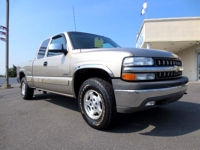 2001 Chevrolet Silverado 1500 LT Ext.Cab Short Bed With OnStar