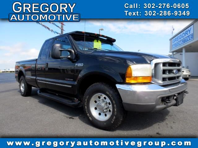 2000 Ford F-250 SD XLT SuperCab Long Bed 2WD