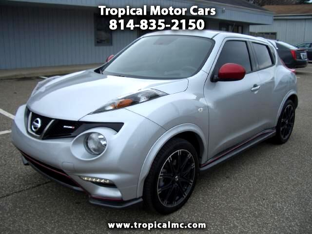 2014 Nissan Juke NISMO AWD